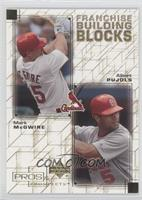 Mark McGwire, Albert Pujols