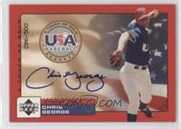 Chris George /500