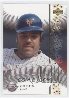 2001 Upper Deck Sweet Spot [???] #PP7 - Mike Piazza