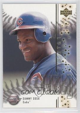 2001 Upper Deck Sweet Spot [???] #PP9 - Sammy Sosa