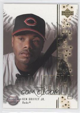 2001 Upper Deck Sweet Spot Players Party #PP5 - Ken Griffey Jr.