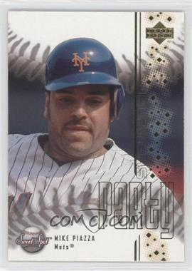 2001 Upper Deck Sweet Spot Players Party #PP7 - Mike Piazza