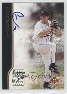 2002 Bowman [???] #BA-CS - Chuck Smith