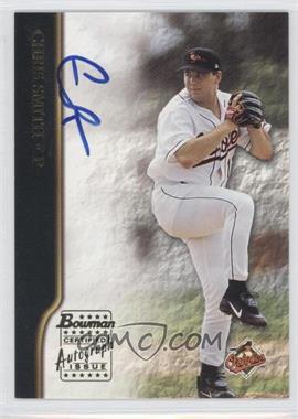 2002 Bowman Autographs #BA-CS - Chris Smith