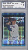 Kevin Cash /250 [ENCASED]