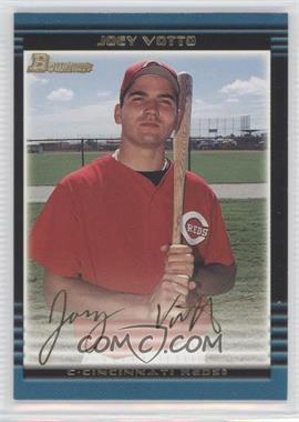 2002 Bowman Draft Picks & Prospects Gold #BDP44 - Joey Votto