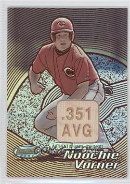 2002 Bowman's Best - [Base] - Red #155 - Noochie Varner