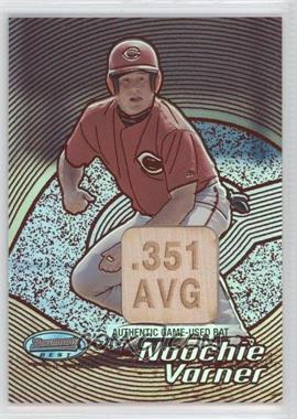 2002 Bowman's Best Red #155 - Noochie Varner /200