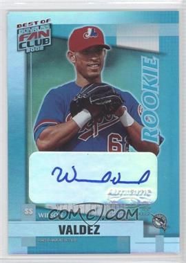 2002 Donruss Best of Fan Club [???] #210 - Wilson Valdez