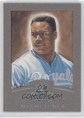 2002 Donruss Diamond Kings - [Base] - Silver Foil #149 - Bo Jackson /400