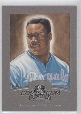 2002 Donruss Diamond Kings [???] #149 - Bo Jackson /400