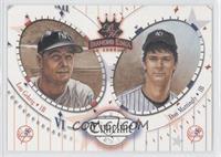 Lou Gehrig, Don Mattingly