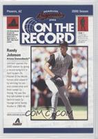 Randy Johnson /800