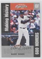 Barry Bonds /800
