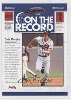 Dale Murphy /800