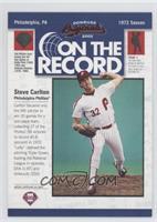 Steve Carlton /800