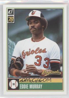 2002 Donruss Originals What If? 1978 #11 - Eddie Murray