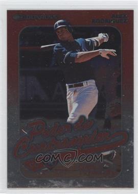 2002 Donruss Super Estrellas [???] #CP-5 - Alex Rodriguez