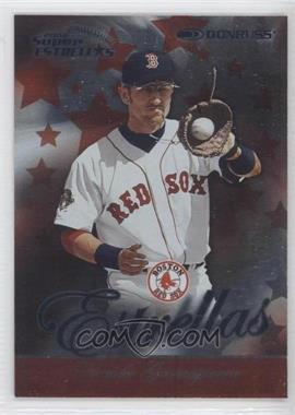 2002 Donruss Super Estrellas Estrellas #ES5 - Nomar Garciaparra