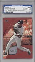 Barry Bonds /43 [ENCASED]