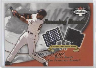 2002 Fleer Box Score [???] #N/A - Barry Bonds
