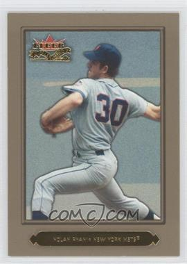 2002 Fleer Fall Classic - [Base] - Gold #34 - Nolan Ryan /50