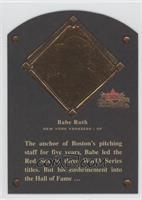 Babe Ruth /1936