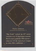 Walter Johnson /1936