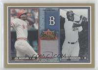 Joe Morgan, Jackie Robinson
