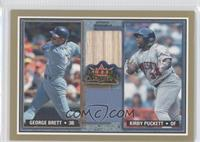 Kirby Puckett, George Brett