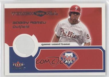 2002 Fleer Genuine [???] #N/A - Bobby Abreu /350