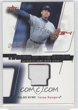 2002 Fleer Genuine [???] #N/A - Nolan Ryan