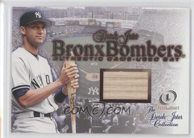 2002 Fleer Maximum Fleer Legacy The Derek Jeter Collection #N/A - Derek Jeter