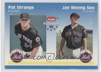 Pat Strange, Jae Weong Seo /22