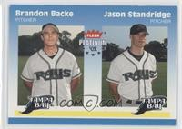 Brandon Backe, Jason Standridge /22