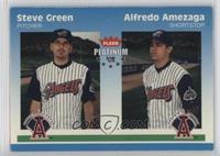 Steve Green, Alfredo Amezaga /22