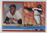 Willie McCovey, Barry Bonds /275