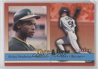 Rickey Henderson, Ichiro Suzuki /275