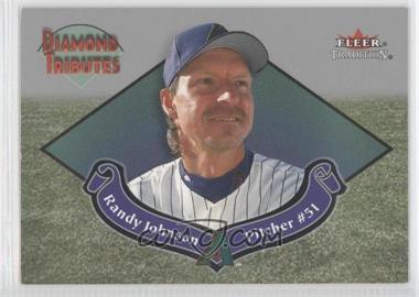 2002 Fleer Tradition [???] #11DT - Randy Johnson