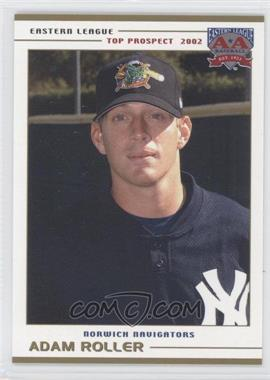 2002 Grandstand Eastern League Top Prospects #ADRO - Adam Roller