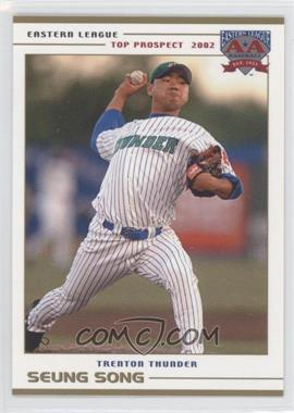 2002 Grandstand Eastern League Top Prospects #N/A - Seung Song