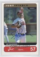 Joe Saunders /1000