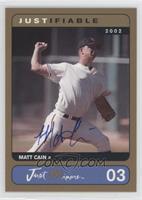 Matt Cain /100