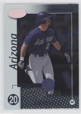 2002 Leaf Certified - [Base] - Samples Silver #2 - Luis Gonzalez