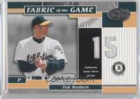 Tim Hudson /15