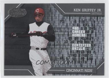 2002 Leaf Certified [???] #CS-15 - Ken Griffey Jr.