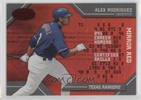 Alex Rodriguez /150
