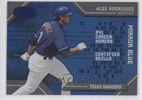 Alex Rodriguez /75