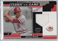 Johnny Bench /80