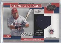Garret Anderson /94
